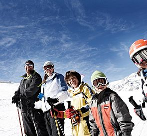 Día de ski en Valle Nevado con ticket General y traslados